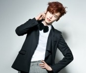 From Dark to Dandy: Lee Jong-suk in Vogue Girl