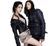 Song Ji-hyo Rocks Sexy Cool in Esquire