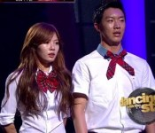 That's not how a jive actually works, Hyuna