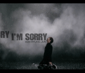 """Kim Hyung-jun Is Left with """"Sorry I'm Sorry"""""""