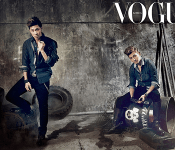 Homin Look Suave for Vogue Korea