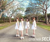 """Letter from Secret"" Hits A Familiar Note"