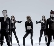 """Nine Muses Get """"Wild"""" With The MOGEF"""