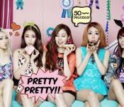 Pretty Pretty: Ladies' Code is Back