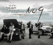 "With ""Number 9,"" T-ara is The Group With Nine Lives"