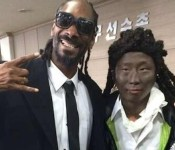Blackface in K-pop: The Snoop Dogg Edition