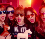 "Party Psychedelically with 4minute in ""Whatcha Doin' Today?"""