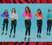 """Exid Returns with """"Up and Down"""""""