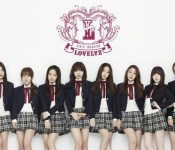 Woollim Reveals First Girl Group: Lovelyz