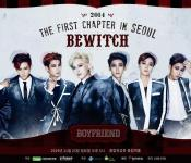 "Boyfriend Drops Teaser for ""Bewitch"" Concert"