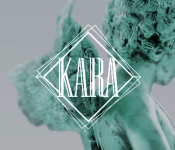 "Kara Shoot for Love in ""Cupid"""