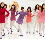 The SNSD CF Song Ranking Party