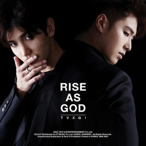 The Men of TVXQ Finally 'Rise As God'