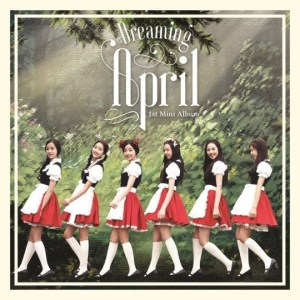 """April Makes a Sugary but Not Too Sweet Debut with """"Dream Candy"""""""