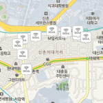 Sinchon / Ehwa University Area