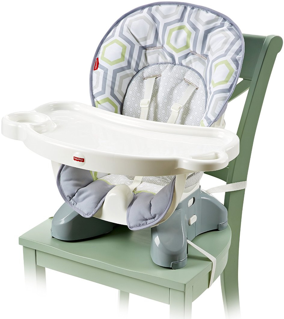 Fashionable Fisher Price Spacesaver Chair Geo Meadow 17 Space Saver Chair Age Space Saver Chair Pad Replacement baby Space Saver High Chair