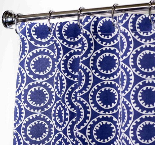 Medium Of Nautical Shower Curtains