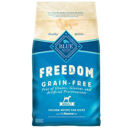 Medium Crop Of Blue Buffalo Senior Dog Food