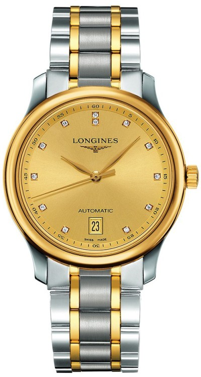 L2.628.5.37.7 Longines Master Collection Mens Automatic Watch