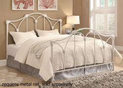 Small Of White Metal Bed Frame