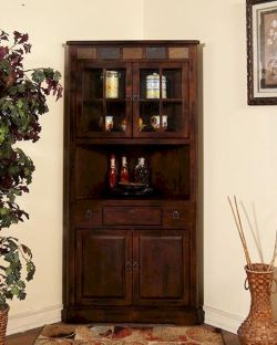 Small Of Corner China Cabinet