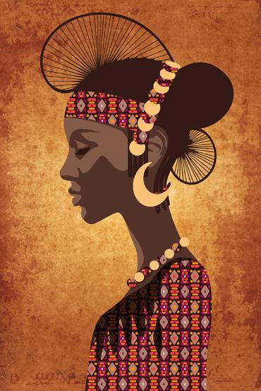 Peul-woman
