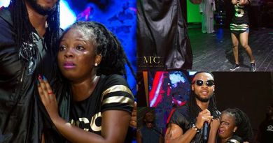 Flavour Drives Fans Crazy In Ivory Coast | PHOTOS