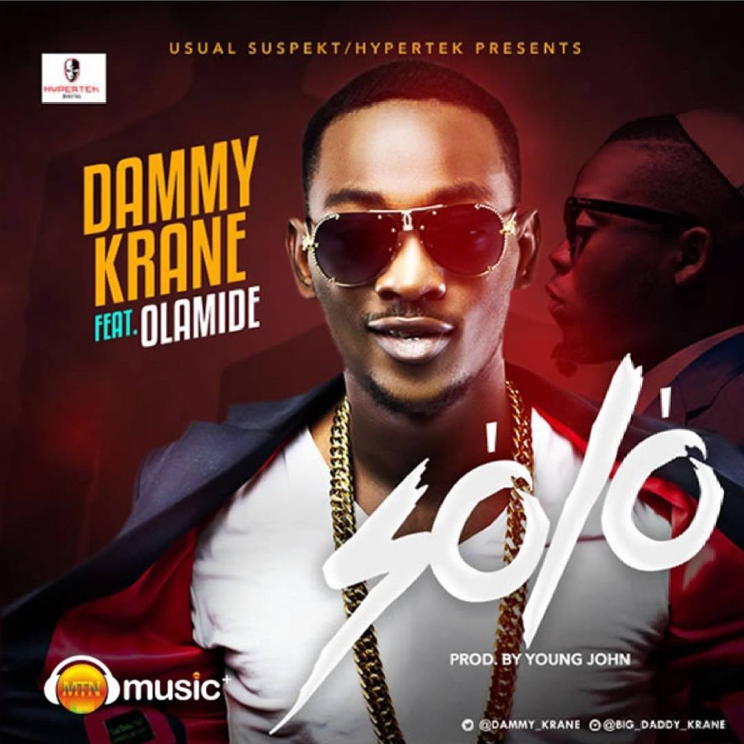 DOWNLOAD AUDIO+VIDEO: Dammy Krane Ft. Olamide - 'Solo' (Official)