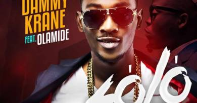 DOWNLOAD AUDIO+VIDEO: Dammy Krane Ft. Olamide – 'Solo' (Official)