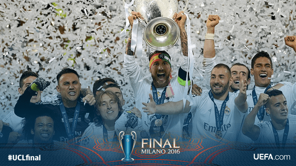 [DOWNLOAD VIDEO] #UCLFINAL 2016: Real Madrid 6 vs Atletico Madrid 4 (All Goals & Highlights)