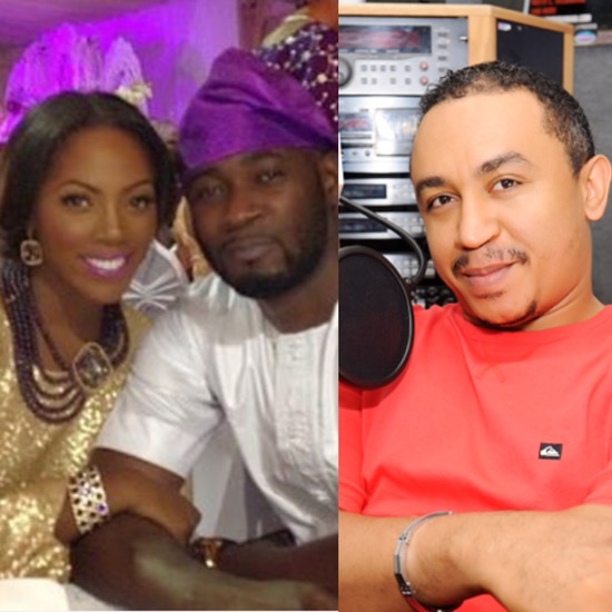 'What I Felt When Speaking To Tiwa Savage Was...' -OAP Freeze Writes
