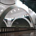 lantai dua masjid