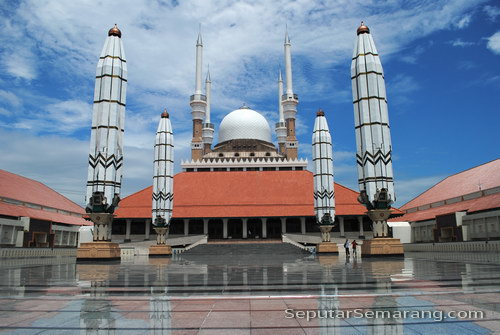 masjid agung jawa tengah semarang