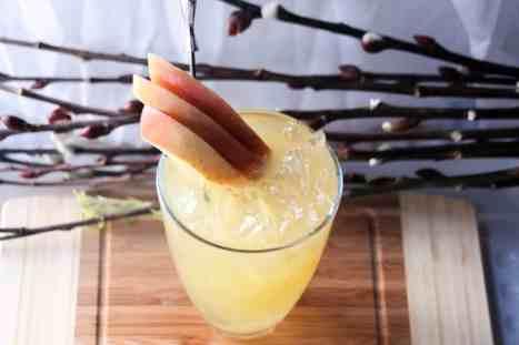 Trés + Uno Apple Cocktail-6