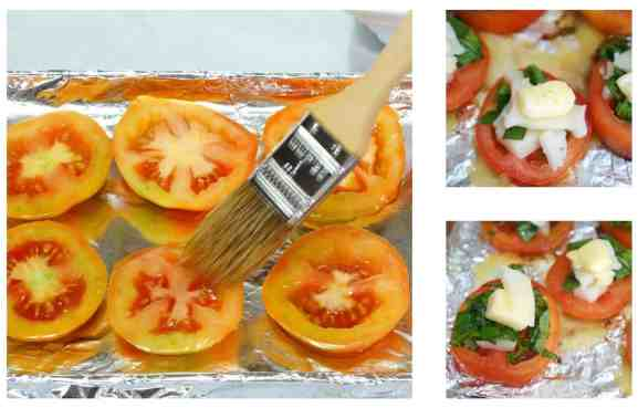 IN PROCESS BASIL & TOMATO MELT