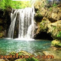 Водопад БЛЕДЕРИЈА (НП Ђердап)