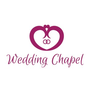 Wedding Chapel Logo Template