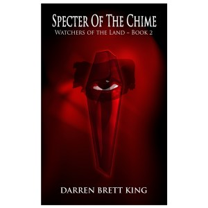 Spector Of The Chime - Book Cover Design