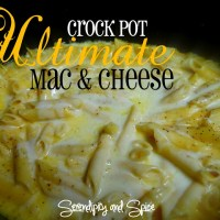 Ultimate Crock Pot Mac & Cheese