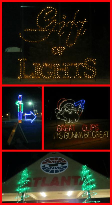 The Gift of Lights at Atlanta Motor Speedway