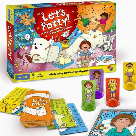 Top 5 Board Games for Toddlers