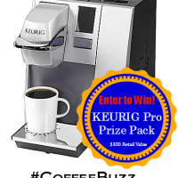 Want a Keurig Pro Prize Pack worth $300?  Read this!!