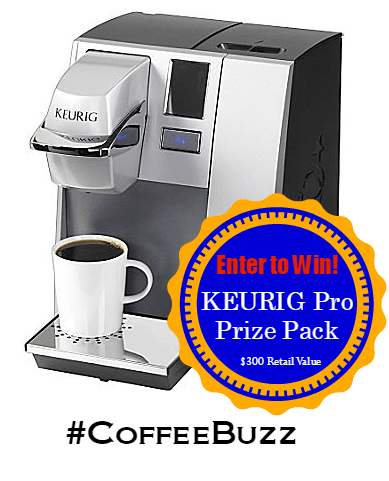 Want a Keurig Pro Prize Pack worth $300