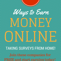 Earn Money Online Taking Surveys