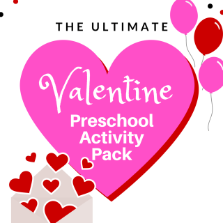 The Ultimate Valentine Activity Book cover