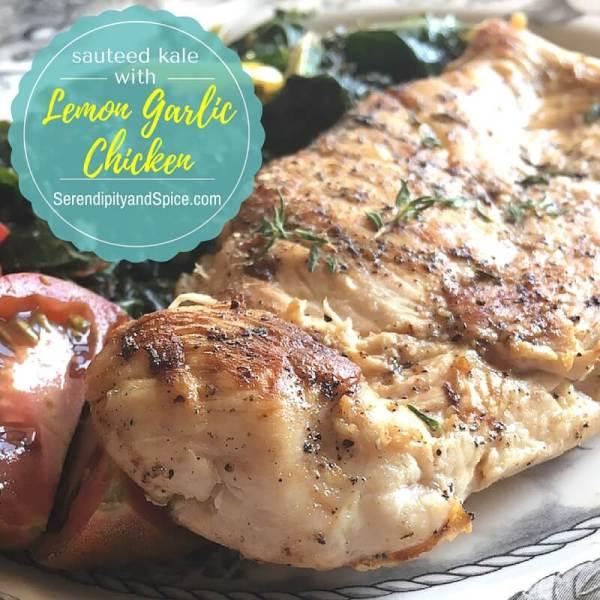 Lemon-Garlic Kale Saute Recipes — Dishmaps