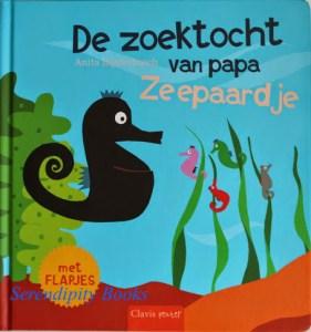 Kaft Zeepaardje