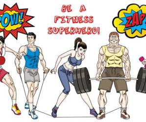 What Fitness Superhero Are You?