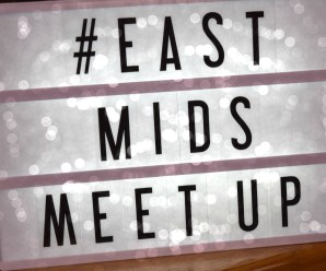 What I got up to at the #EastMidsMeetUp at Leicester