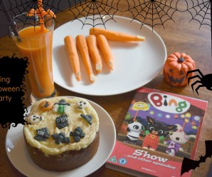 Celebrating the Release of the New Bing DVD with a Halloween Party & giveaway